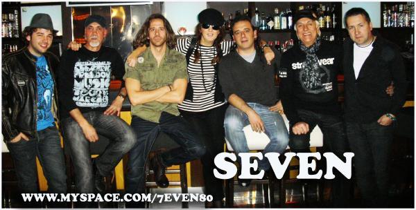 Seven zgz conciertos