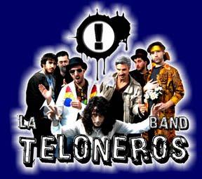 LA TELONEROS BAND @ Juan Sebastian Bar  | Zaragoza | Aragón | España