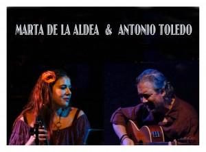 MARTA DE LA ALDEA & ANTONIO TOLEDO @ LA CAMPANA DE LOS PERDIDOS | Zaragoza | Aragón | España