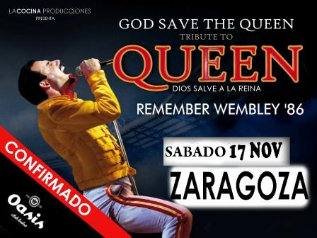 concierto good save the queen sala oasis