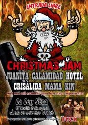I CHRISTMAS JAM zgz conciertos