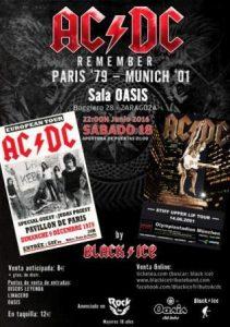 BLACK ICE @ OASIS CLUB TEATRO | Zaragoza | Aragón | España