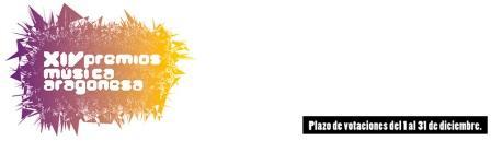 votacion xvi premios de la musica aragonesa
