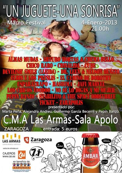 zarapolis festival aspanoa
