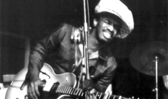 Efeméride musical 3 de febrero Johnny Guitar Watson