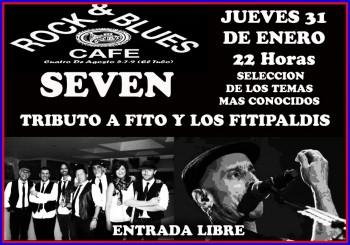 Seven rock blues cafe