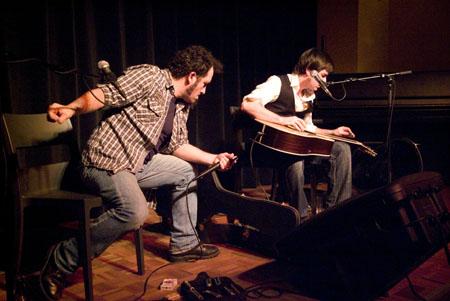 Mathieu Pesque & Roll Pignault zgz conciertos
