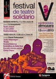 V Festival Solidario por Chiapas zgz conciertos