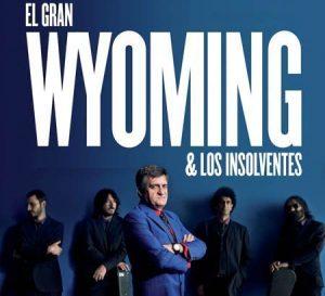 WYOMING Y LOS INSOLVENTES @ SALA LOPEZ | Zaragoza | Aragón | España