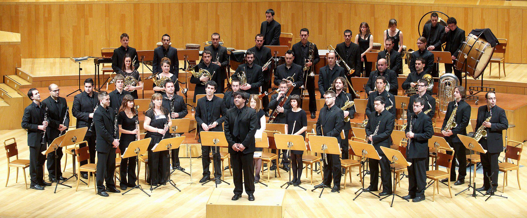 Wind Orchestra Zaragoza zgz conciertos