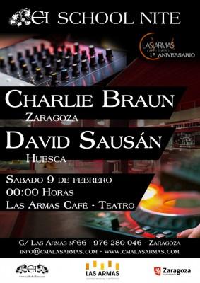 Charlie Braun & David Sausán