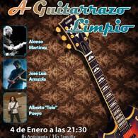 concierto a guitarrazo limpio