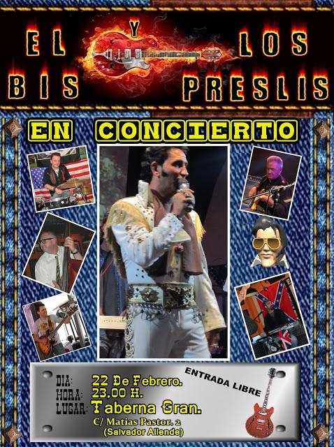el bis y los prelis zgz conciertos