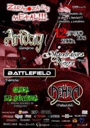 zaragoza es metal ariday mandragora negra battlefield