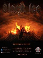 BLACK/ICE zgz conciertos