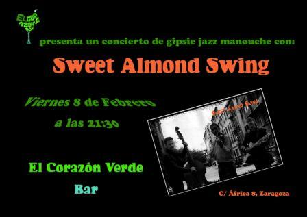 Concierto Sweet Almond Swing