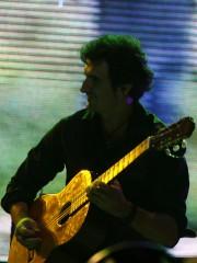 Arrazola en concierto en la Campana de los Perdidos