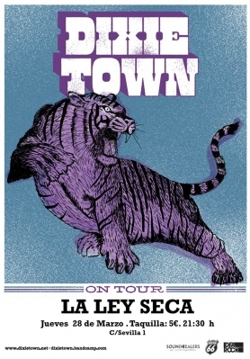 Concierto Dixie Town