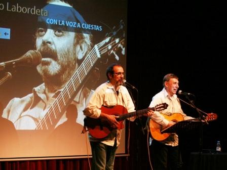 Concierto en el Teatro de las Esquinas Carbonell y Paz