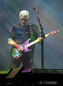 David Gilmour zgz conciertos