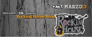 Rockin House Band @ ROCKIN HOUSE | Zaragoza | Aragón | España