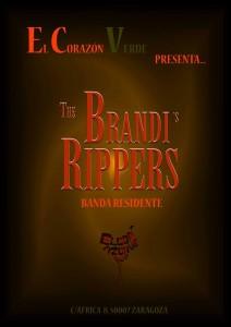 THE BRANDI RIPPERS @ EL CORAZON VERDE | Zaragoza | Aragón | España