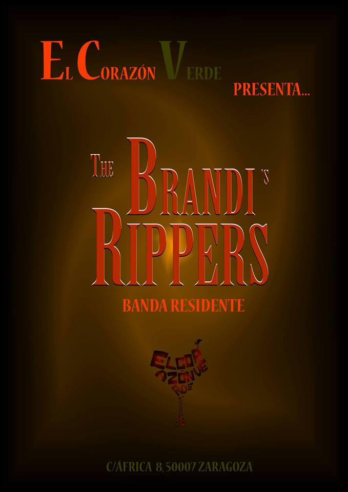 THE BRANDI's RIPPERS zgz conciertos1