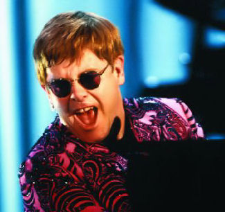 Efeméride musical Elton John