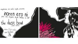 THE DUST BOWL + INOREN ERO NI @ SALA ARREBATO | Zaragoza | Aragón | España
