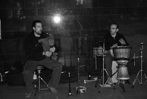 majama-jamama en concierto en Zaragoza