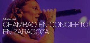 CHAMBAO @ TEATRO DE LAS ESQUINAS | Zaragoza | Aragón | España