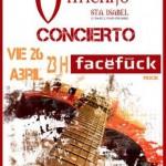 Concierto Facefuck Pub Vaticano
