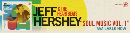 Concierto Jeff Hershey & The Heartbeats