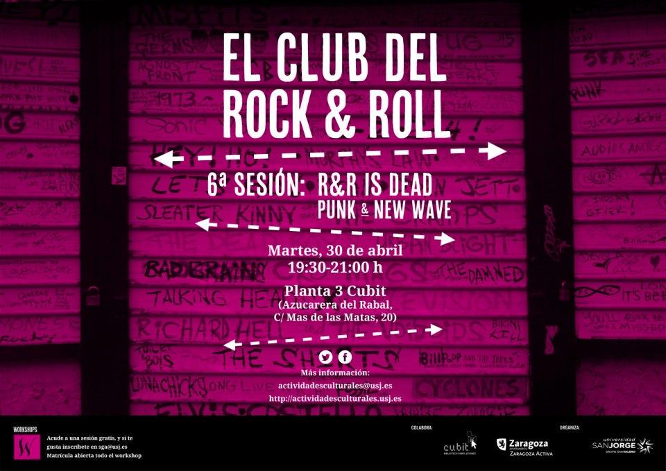 El Club del Rock&Roll zgz conciertos