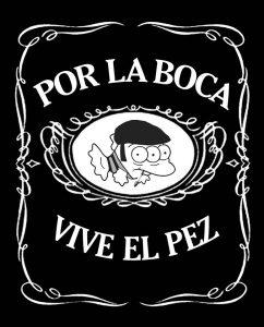 POR LA BOCA VIVE EL PEZ @ SALA VIVALAVIDA | Zaragoza | Aragón | España