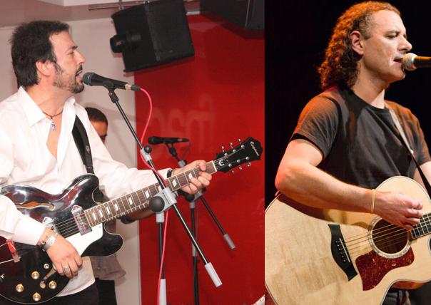 Ángel Petisme y Joseba Gotzon zgz conciertos