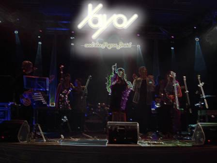 yayos and the pagan band