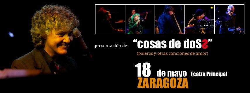 COSAS DE DOS zgz conciertos