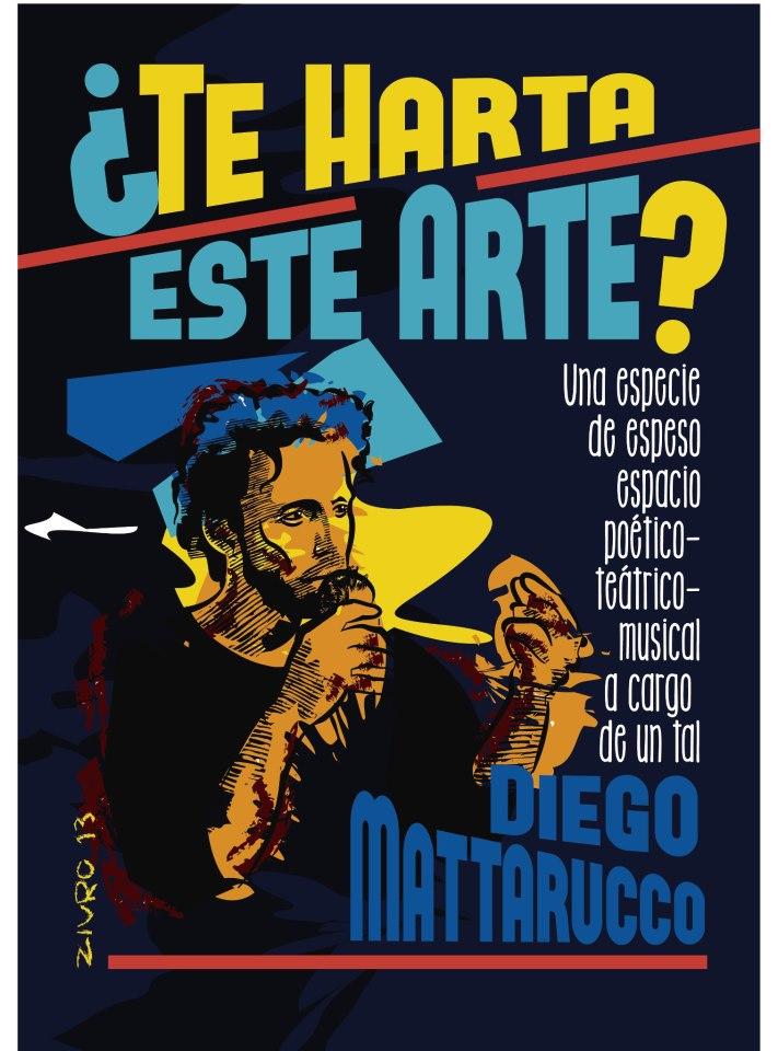 Diego Mattarucco zgz conciertos
