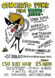 FESTIVAL PUNK PARA BICHOS RAROS