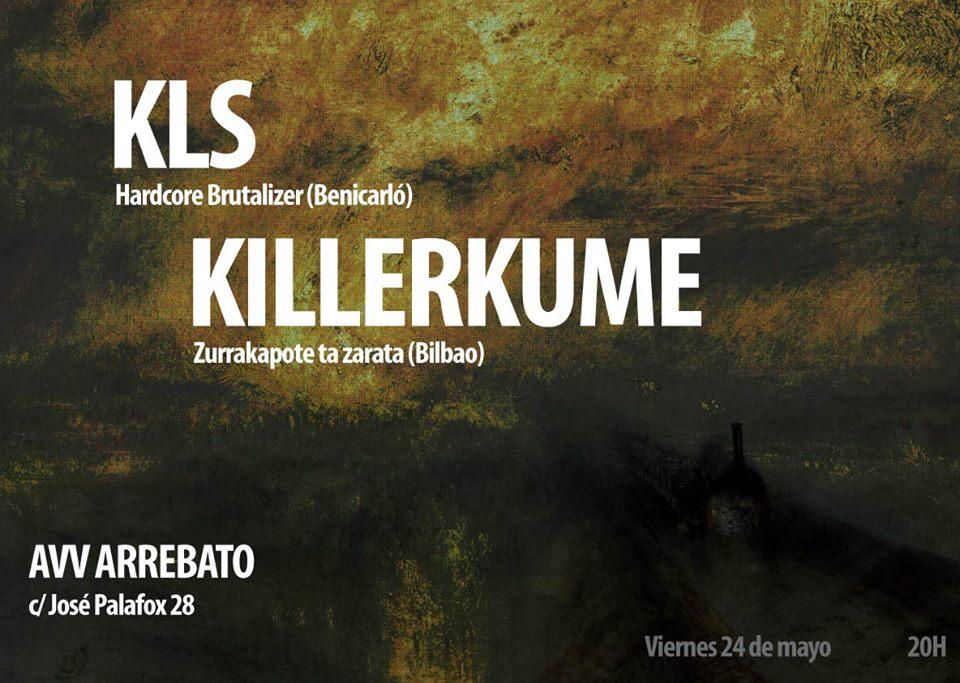 KILLERKUME + KLS Zgz Conciertos