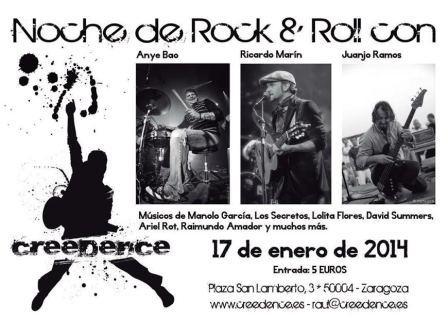 Noche de Rock And Roll Creedence