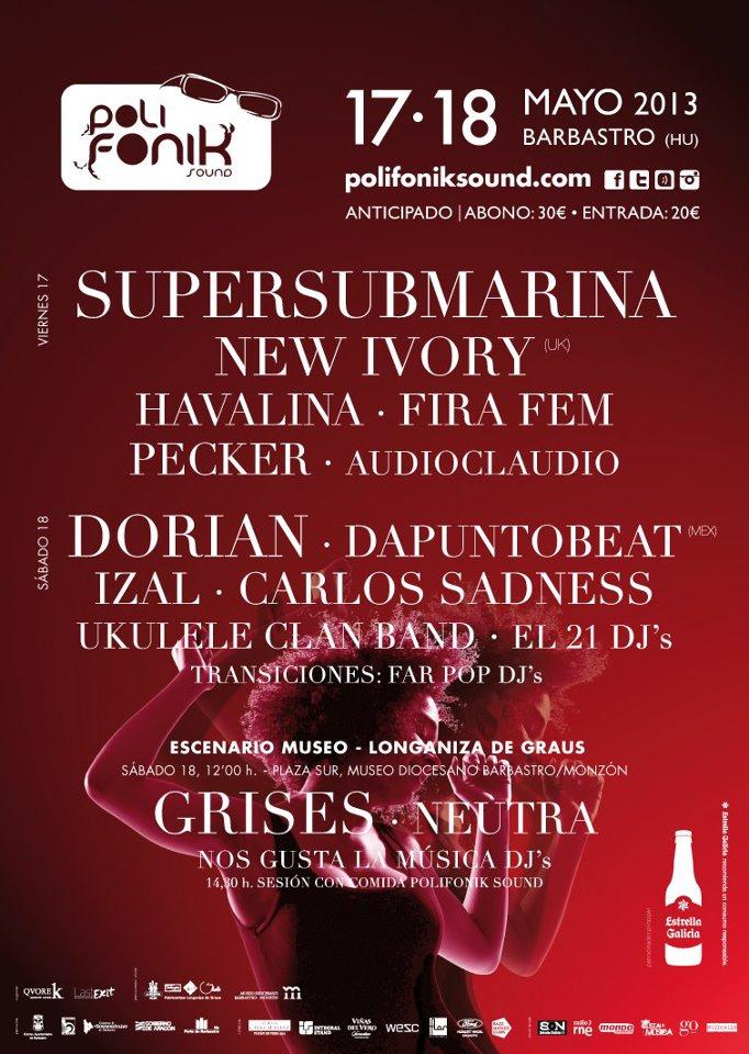 PolifoniK Sound 2013 Zgz Conciertos