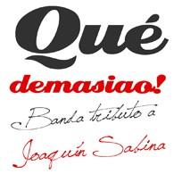 QUÉ DEMASIAO! @ LA CAMPANA UNDERGROUND | Zaragoza | Aragón | España