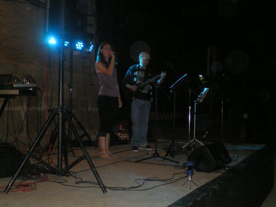 Teresa Reula y Julio Calvo Zgz Conciertos