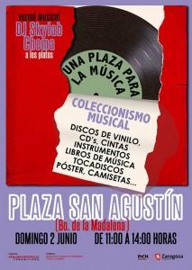 Una plaza para la música @ PLAZA SAN AGUSTIN | Zaragoza | Aragón | España