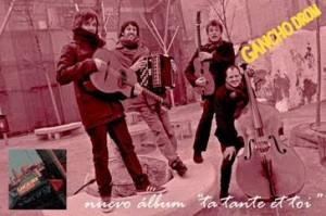 GANCHO DROM @ TEATRO DE LAS ESQUINAS | Zaragoza | Aragón | España