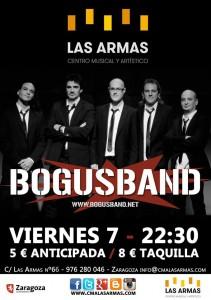 Bogus Band Zgz Conciertos
