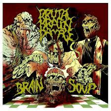 Concierto Brutal Brain Damage en sala arrebato Zaragoza
