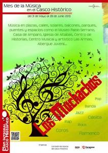 Concierto Mercado Social - Mes de la Música Zgz Conciertos